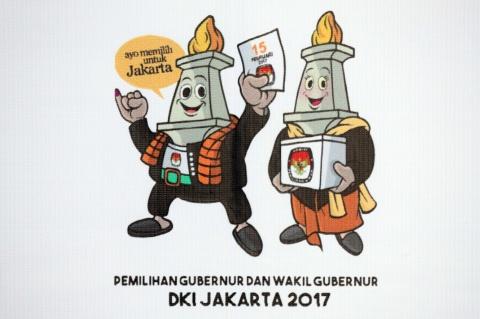 Maskot Pilkada
