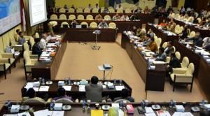 Suasana Sidang Komisi II DPR RI Sumber : Liputan6.com